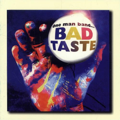 Bad Taste-아무 생각없이 드럼악보