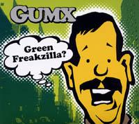 GUMX (검엑스)-Green Freakzilla 드럼악보