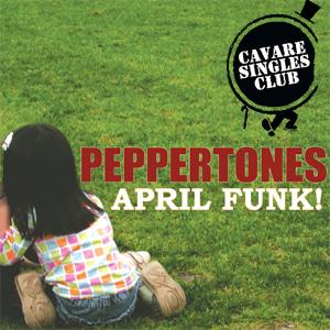 페퍼톤스 (Peppertones)-April Funk (Vocals By Deb) 드럼악보