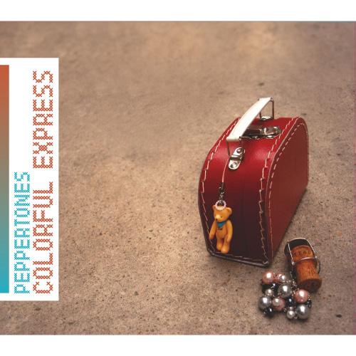 페퍼톤스 (Peppertones)-Ready, Get Set, Go! 드럼악보