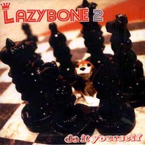 레이지본 (Lazybone)-Do It Yourself 드럼악보