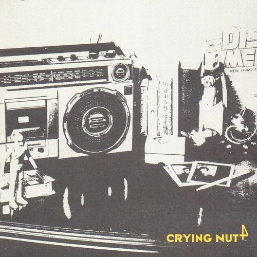 크라잉넛 (CRYING NUT)-퀵서비스맨 드럼악보