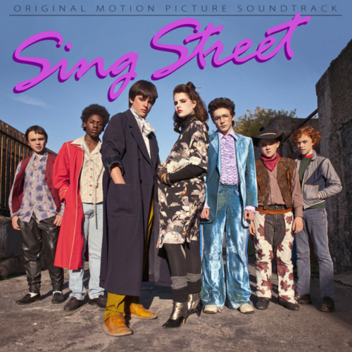 Sing Street-Up 드럼악보