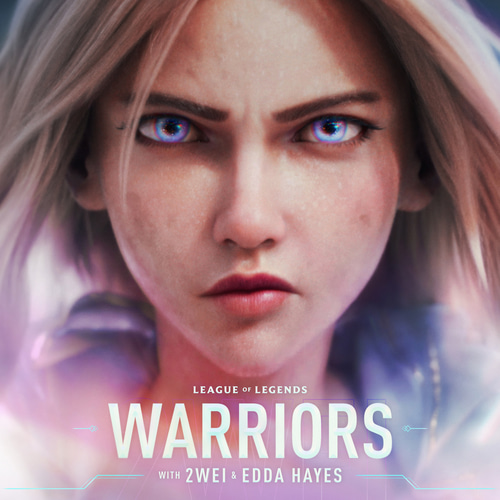 League of Legends-Warriors (Feat. 2WEI, Edda Hayes) 드럼악보