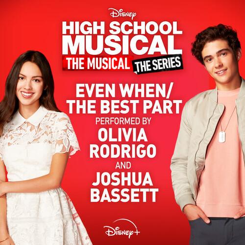 Olivia Rodrigo-Even When/The Best Part (From High School Musical: The Musical: The Series (Season 2)) 드럼악보